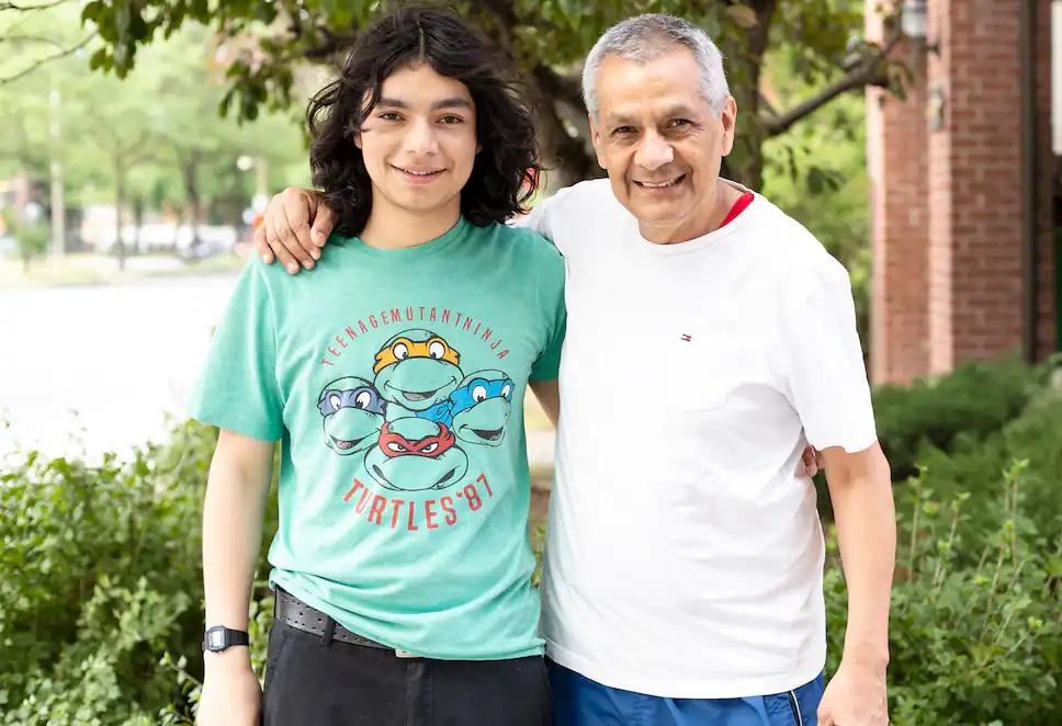 Article qui relate le parcours d'un père, sa résilience et son passage dans une Maison Oxygène.